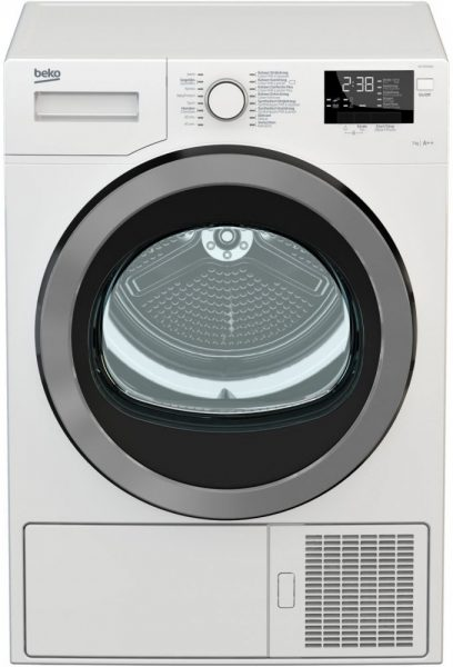Beko DS7433RX0 wit Warmtepompdroger