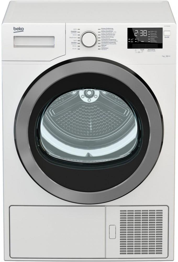 Beko DS7433RX0 wit Warmtepompdroger