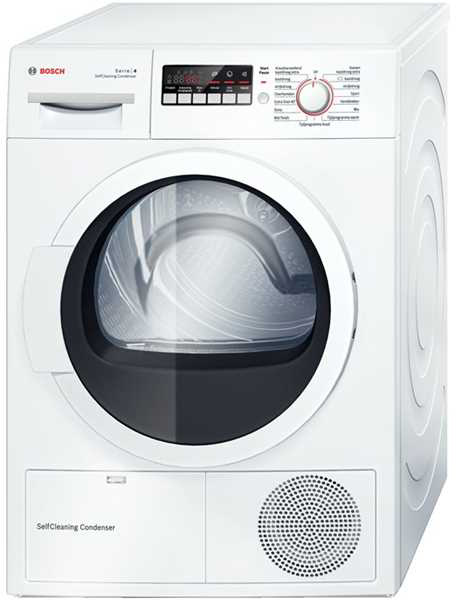 Bosch Maxx WTW85273NL