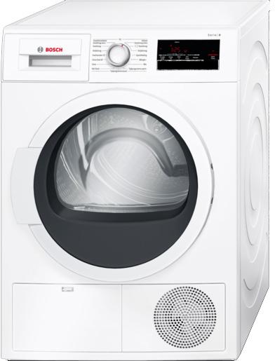 Bosch Serie 4 WTN85222NL