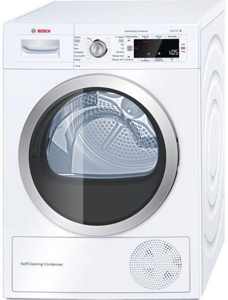 Bosch Serie 8 WTW87560NL