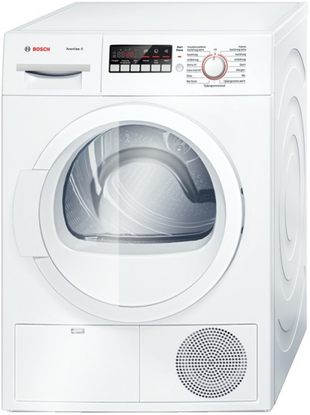 Bosch WTB86222NL