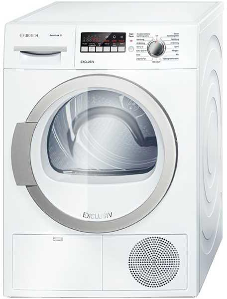 Bosch WTB86282NL