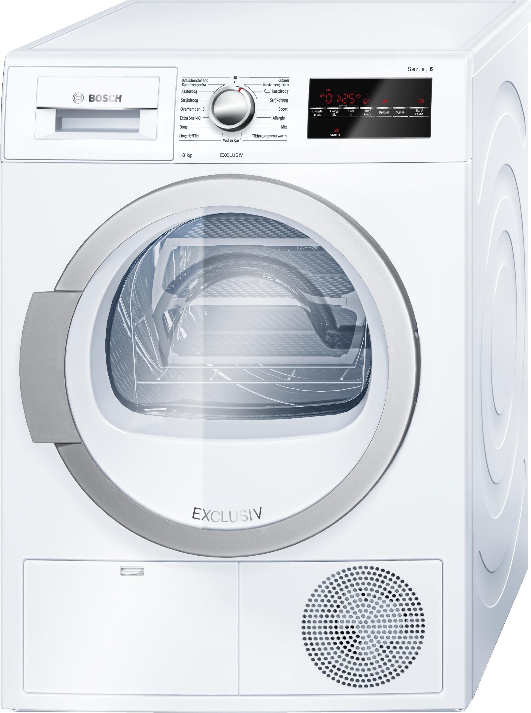 Bosch WTG86480NL