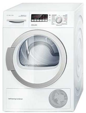 Bosch WTW852S1NL