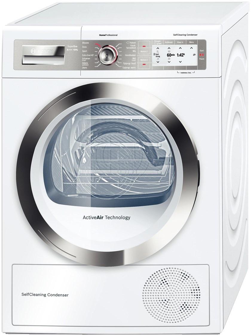 Bosch WTY88783NL