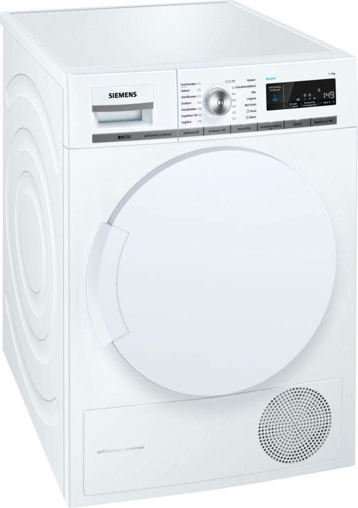 Siemens WT44W562NL